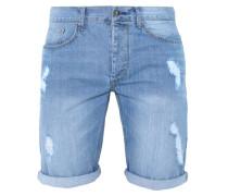 TONG - Jeans Shorts - light blue