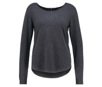 LUCA Strickpullover charcoal