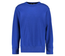 OVERSIZED FIT Strickpullover mid blue