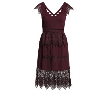 Cocktailkleid / festliches Kleid burgundy