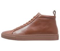 MORGAN Sneaker high cognac