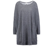 VIKUK - Langarmshirt - medium grey melange