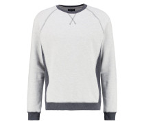Sweatshirt mottled light grey