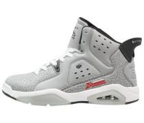 MAVIK Sneaker high grey/black