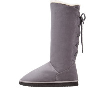 Stiefel - dark gray