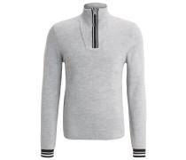 TOBY Strickpullover grey