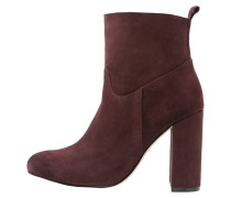 Ankle Boot oxblood