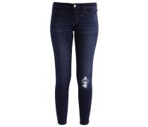 Jeans Skinny Fit destroyed dark wash