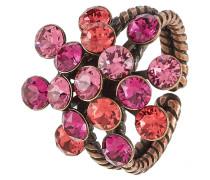 MAGIC FIREBALL - Ring - coralline/dark rose