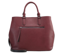 Shopping Bag burgundy