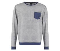 JANEIRO Sweatshirt grey melange