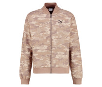 Leichte Jacke - taupe gray/camouflage