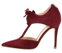 High Heel Pumps - red