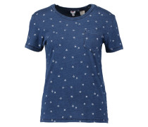 THE PERFECT POCKET TEE TShirt print chimes discharge