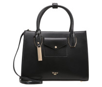 DERTINA - Handtasche - black