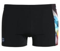 SILKEBORG Badehosen Pants black/deepsea