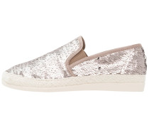 LUDWIG - Espadrilles - silver