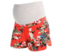 MLCUBA - Shorts - fiery red