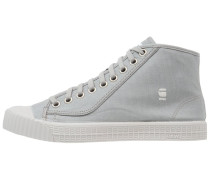 ROVULC CANVAS MID - Sneaker high - grey