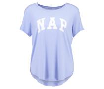 Nachtwäsche Shirt resolution blue