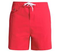 Badeshorts red