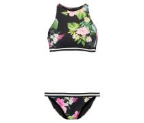 Bikini - black/multicoloured