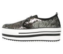 Sneaker low rocksilver