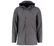 Regenjacke / wasserabweisende Jacke dark grey