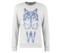 Sweatshirt mottled grey