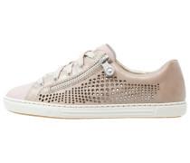 Sneaker low rose/steel