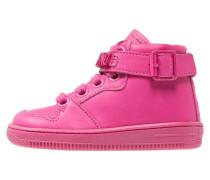 Sneaker high fuchsia