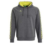 Sweatshirt - grey melange/sprout