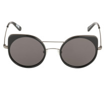 VIRGO - Sonnenbrille - solid black