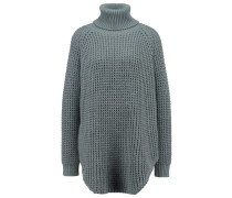Strickpullover - teal green
