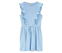 Jerseykleid blue