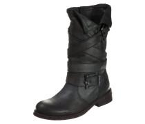 GREDO - Cowboy-/ Bikerboot - zenia black