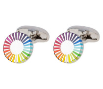 ROY Manschettenknopf multicoloured