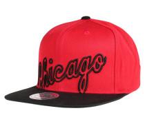 Cap - red/black
