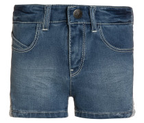 Jeans Shorts faded blue