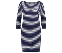 WHARF - Strickkleid - navy