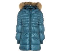 Wintermantel saxony blue
