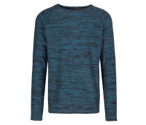 WES Strickpullover tile blue