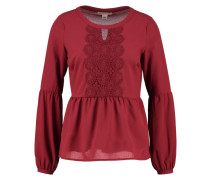 Bluse pomegranate