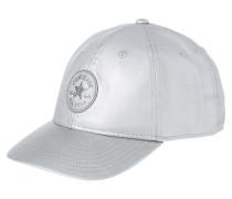 Cap - pure silver-coloured