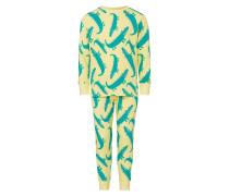 SET Pyjama yellow