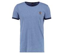 STORK - T-Shirt basic - blue jay