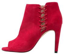 High Heel Stiefelette tessi red