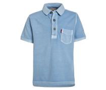 HUGH Poloshirt dusk blue