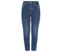 GIRLFRIEND Jeans Relaxed Fit light blue