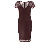 GABRIELLA Cocktailkleid / festliches Kleid fudge